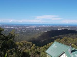 Good views to the Coolangatta